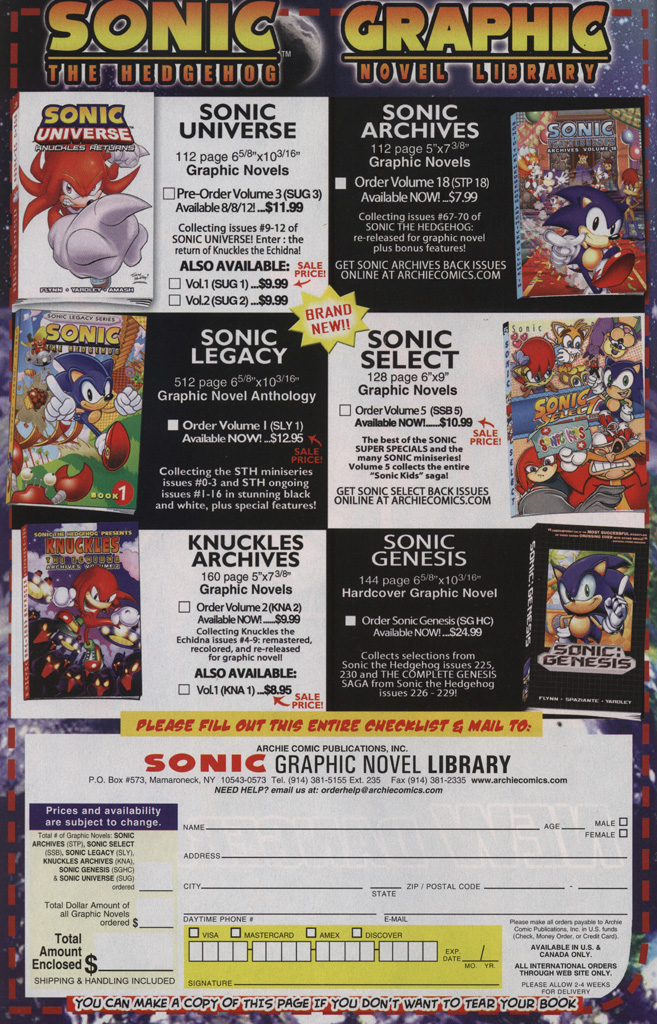 Read online Sonic The Hedgehog comic -  Issue #239 - 14