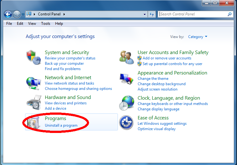 Windows Problems Help Center : Remove wizard101 com Redirect