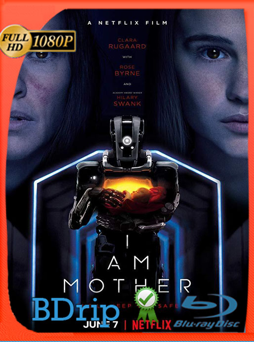 I Am Mother (2019) BDRip [1080p] Latino [GoogleDirve] Luiyi21