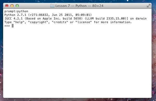 Getting Started with Python: Lesson 8 - Tuples and String