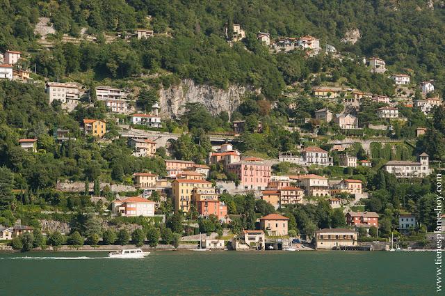 Viaje a Italia 15 días Lago di Como