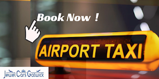 cheap taxi to Gatwick airport