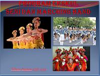 Program Ekstrakurikuler Seni Tari dan Marching Band