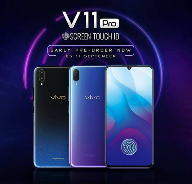 cara flashing Vivo V11 Pro & Vivo V11 Via Sp Flashtool Tested Sukses
