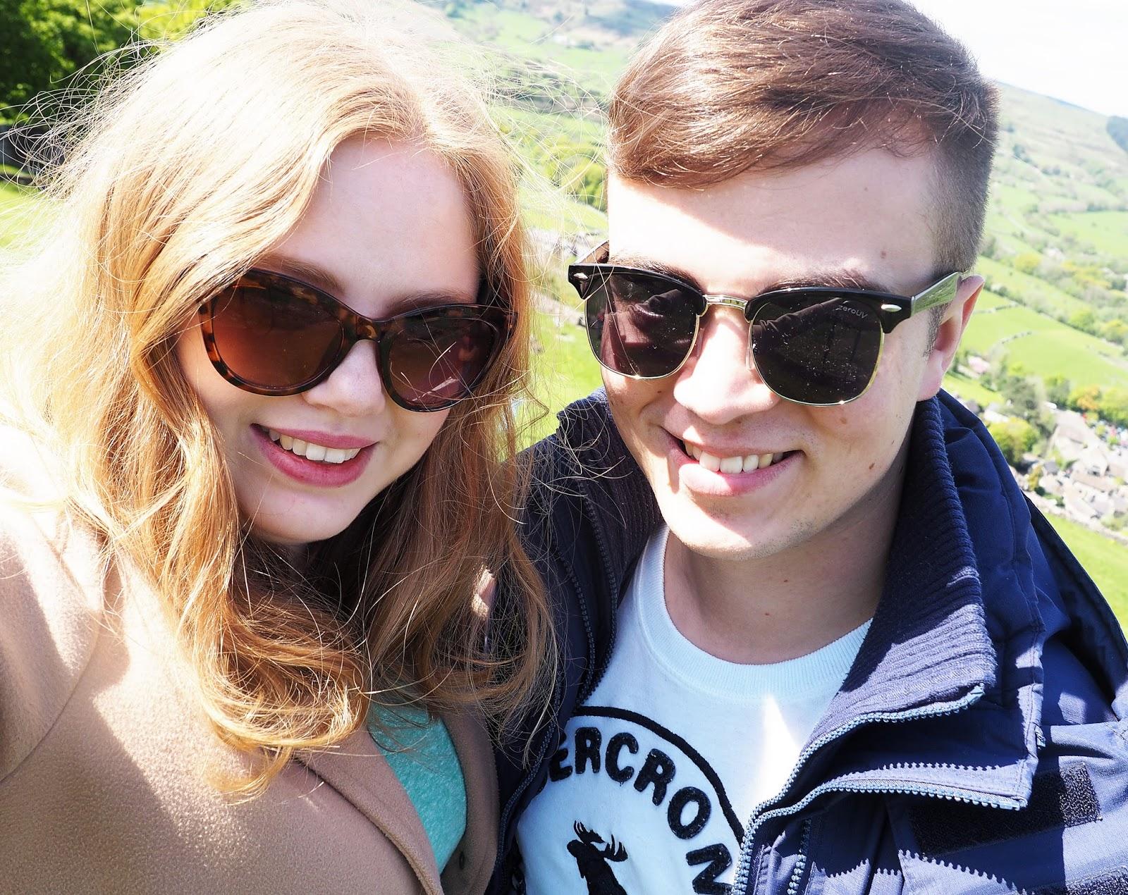 A Tinder Success Happy Relationship