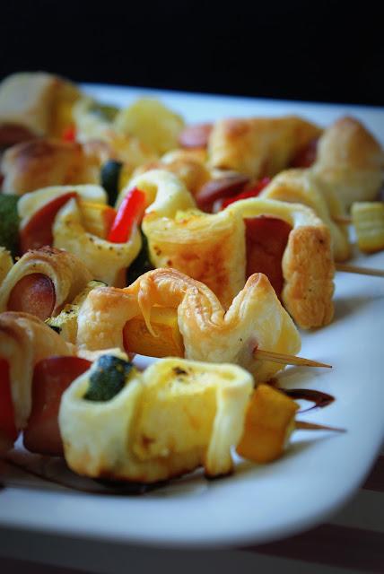 Skworcu,Henryk Kania,szaszłyki,dania na imprezę,przekąski na imprezę,szybkie szaszłyki z pieca,