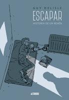 Escapar. Historia de un rehén Guy Delisle comic edita Astiberri