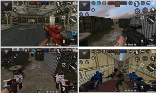 Download Point blank :Strike MOD