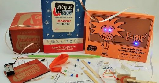 Stacy Tilton Reviews: It's Electric! is now available as a groovy