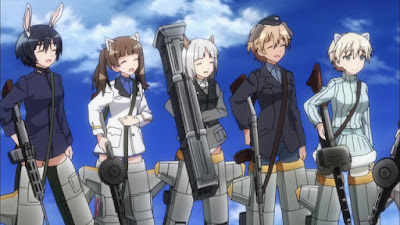Brave Witches Series Image 1
