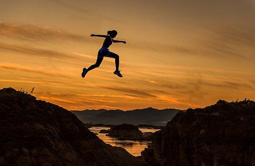 Conseguir metas, crear objetivos, actitud apropiada