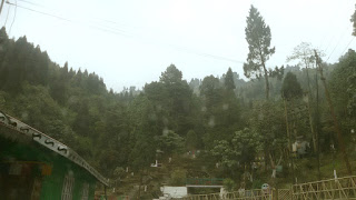 Its raining in Kurseong