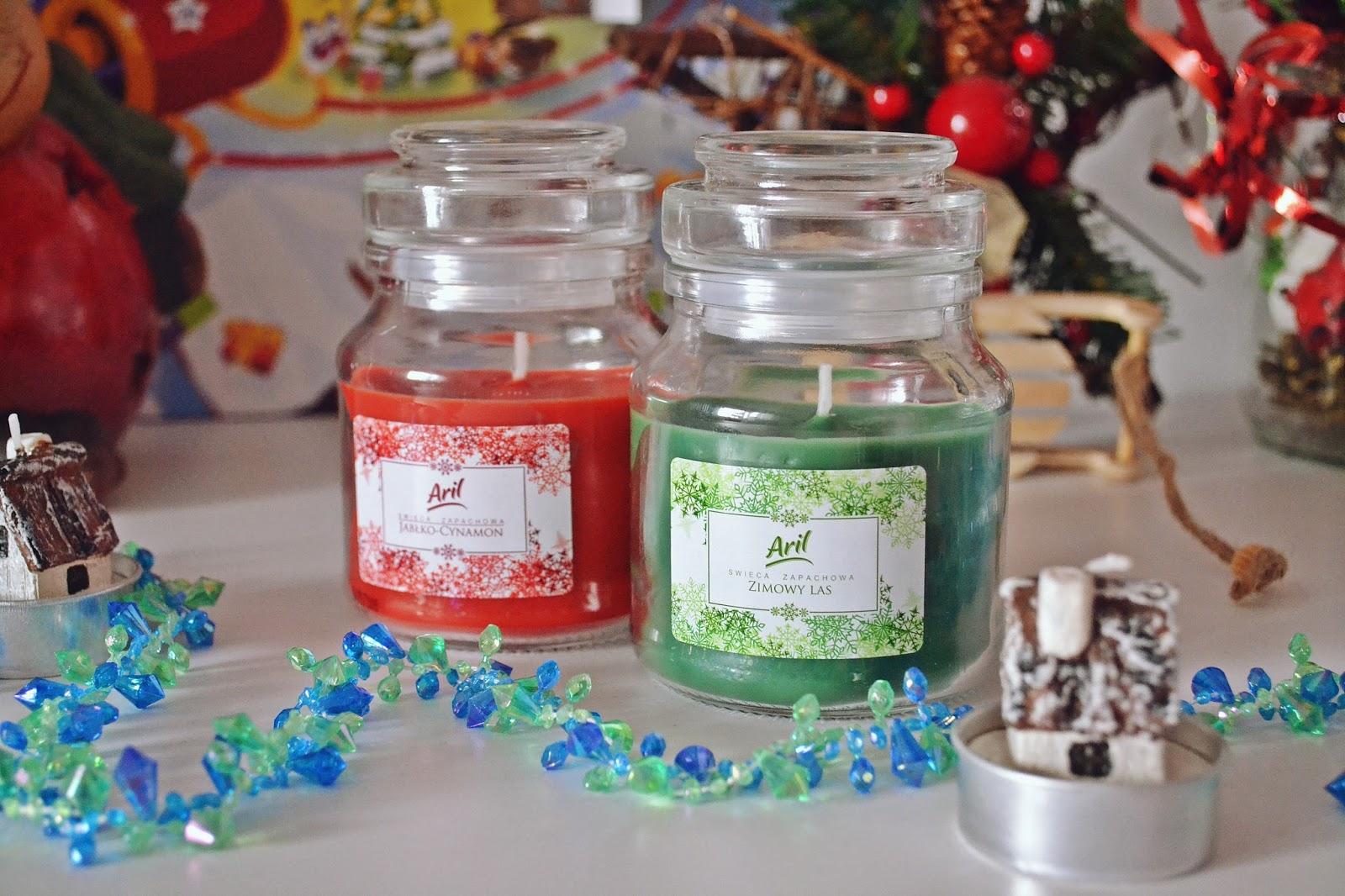 Jesienno-zimowe zapachy aril