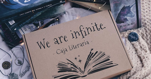 WE ARE INFINITE. - CAJA LITERARIA