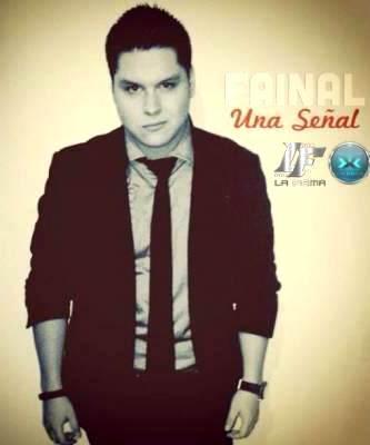 Foto de Fainal en portada de disco