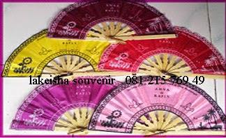Kipas Souvenir Pernikahan Murah KS-4
