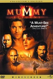 image: the mummy returns bloopers