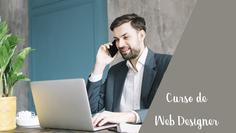 Curso de Web Designer online e gratuito