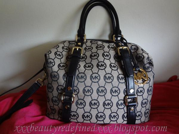 a5c9c63c01cd ... new zealand my new michael kors bag and wristlet b5651 53368
