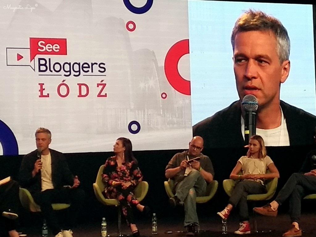 michał żebrowski see bloggers 2018