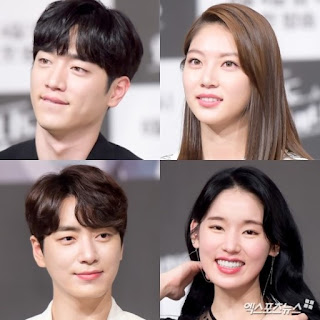 Gong Seung Yeon and Seo Kang Joon helped each other while filming..