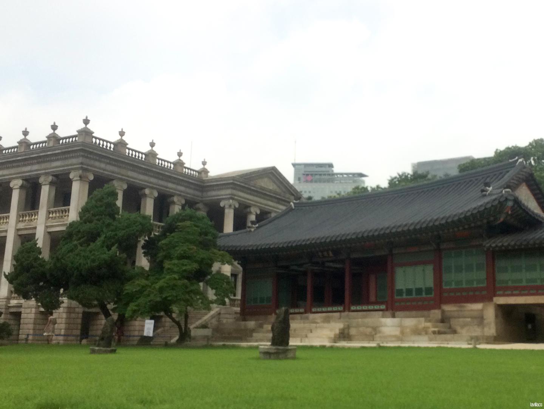 Seoul, Korea - Summer Study Abroad 2014 - Deoksugung 덕수궁