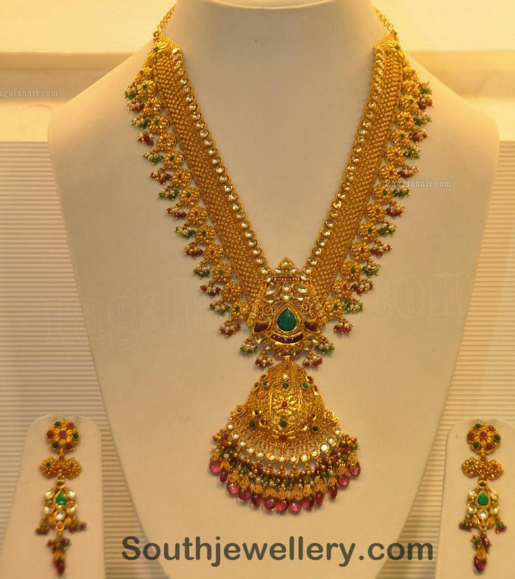 Gold Long Chain Designs