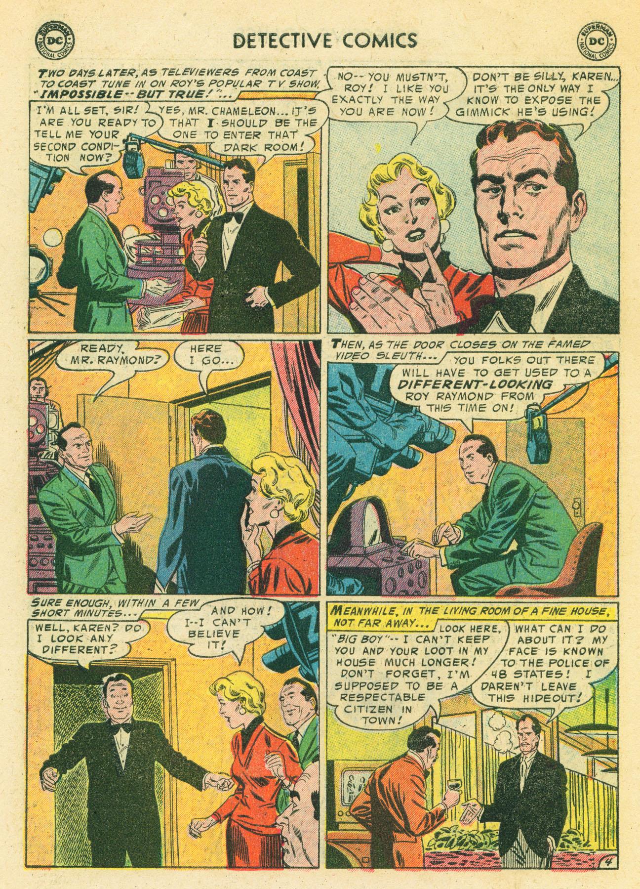 Detective Comics (1937) 224 Page 29