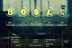 Cara Mining Bitcoin Gratis 100 GH/s dari Ilivion Terbaru (Scam!)