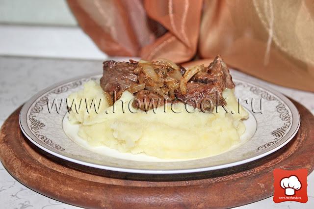 Рецепт - как приготовить нежное мясо