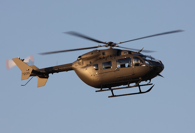 Airbus Helicopter UH-72A Lakota of US Army
