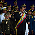 Video: Evacúan a Nicolás Maduro por explosión en un aparente atentado