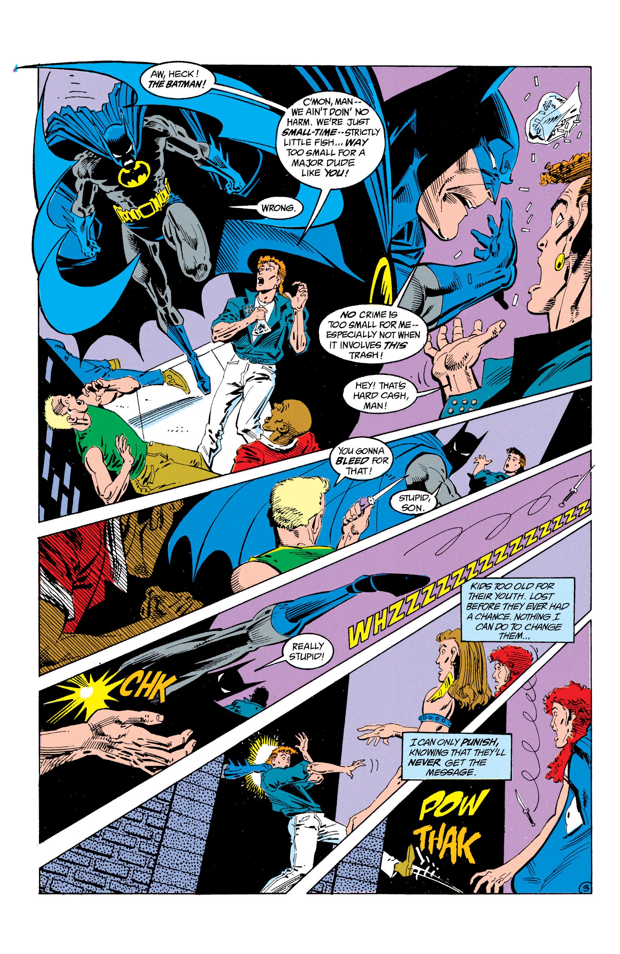 Detective Comics (1937) 608 Page 3