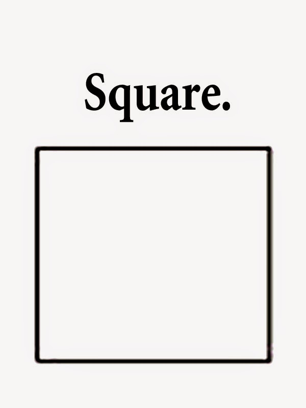 squares coloring pages for preschool - photo#15