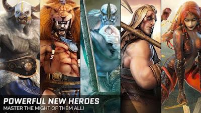 Gods of Rome v1.2.1b Apk Mod Terbaru Gratis
