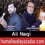 http://www.humaliwalayazadar.com/2016/09/ali-naqi-nohay-2017.html
