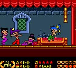 The Stock Pot Inn: Shantae (Game Boy Color) Review