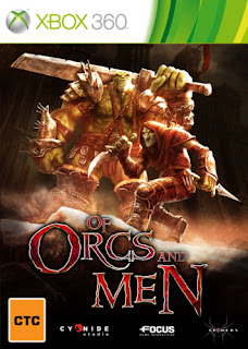 Of Orcs and Men (X-BOX360) 2012