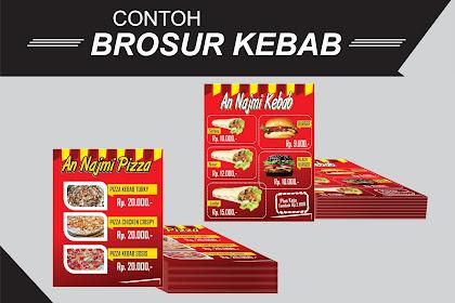 Brosur Kebab