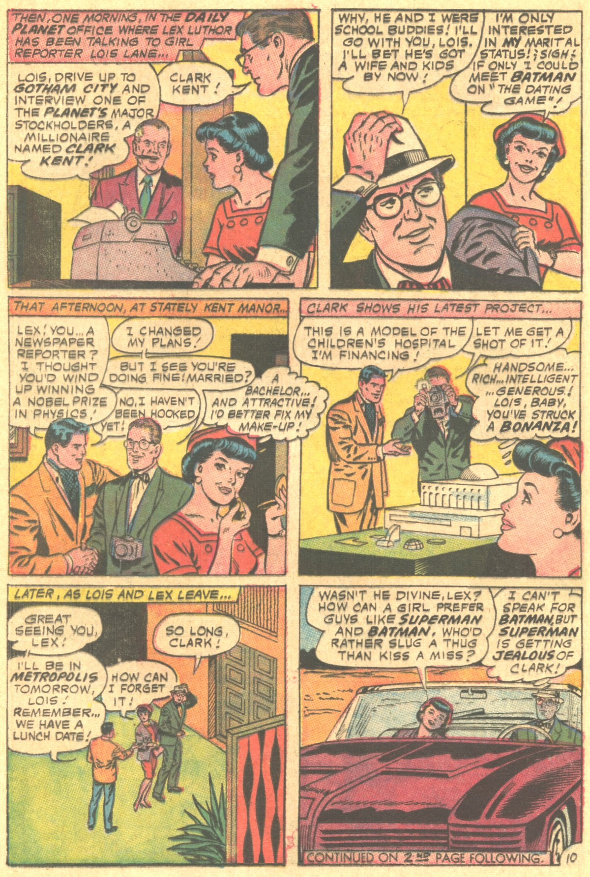 Read online World's Finest Comics comic -  Issue #167 - 13