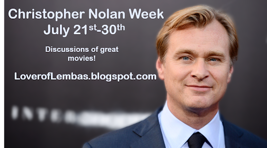 Happy Birthday Christopher Nolan!