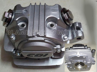 Cylinder Head GL Pro CDI.