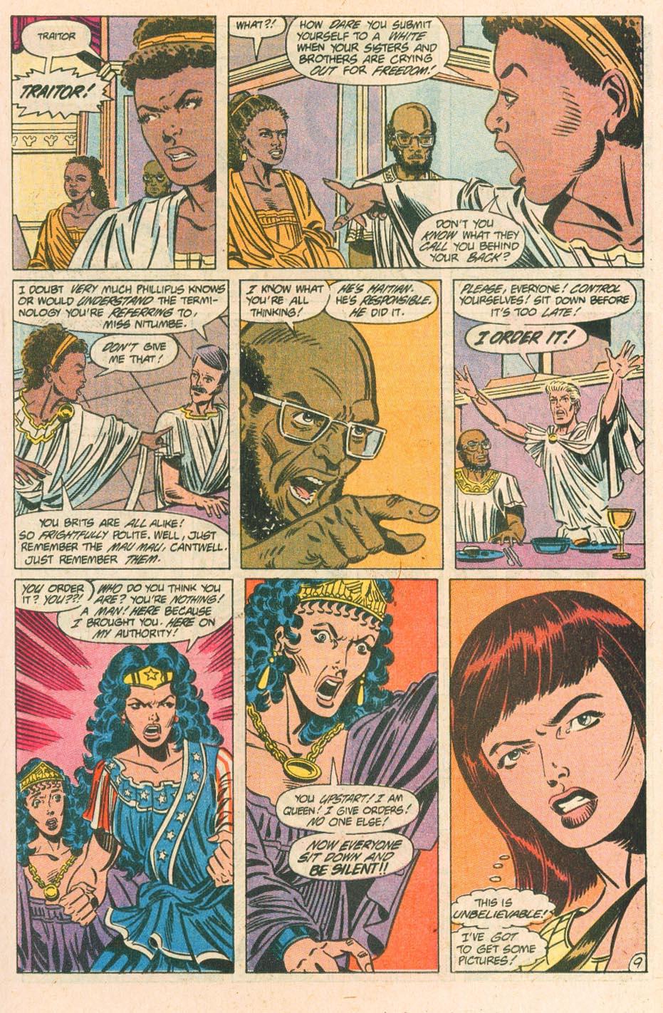 Read online Wonder Woman (1987) comic -  Issue #39 - 11