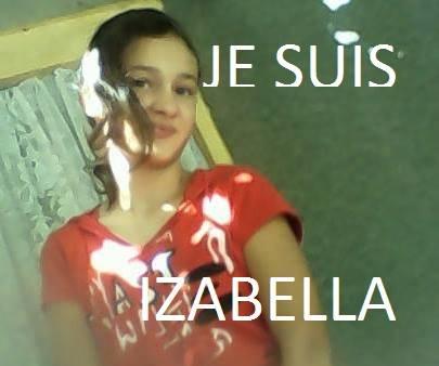je suis izabella