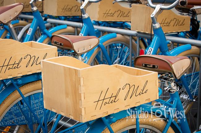 Hotel Photography - Hotel Milo Santa Barbara - Studio 101 West Photography