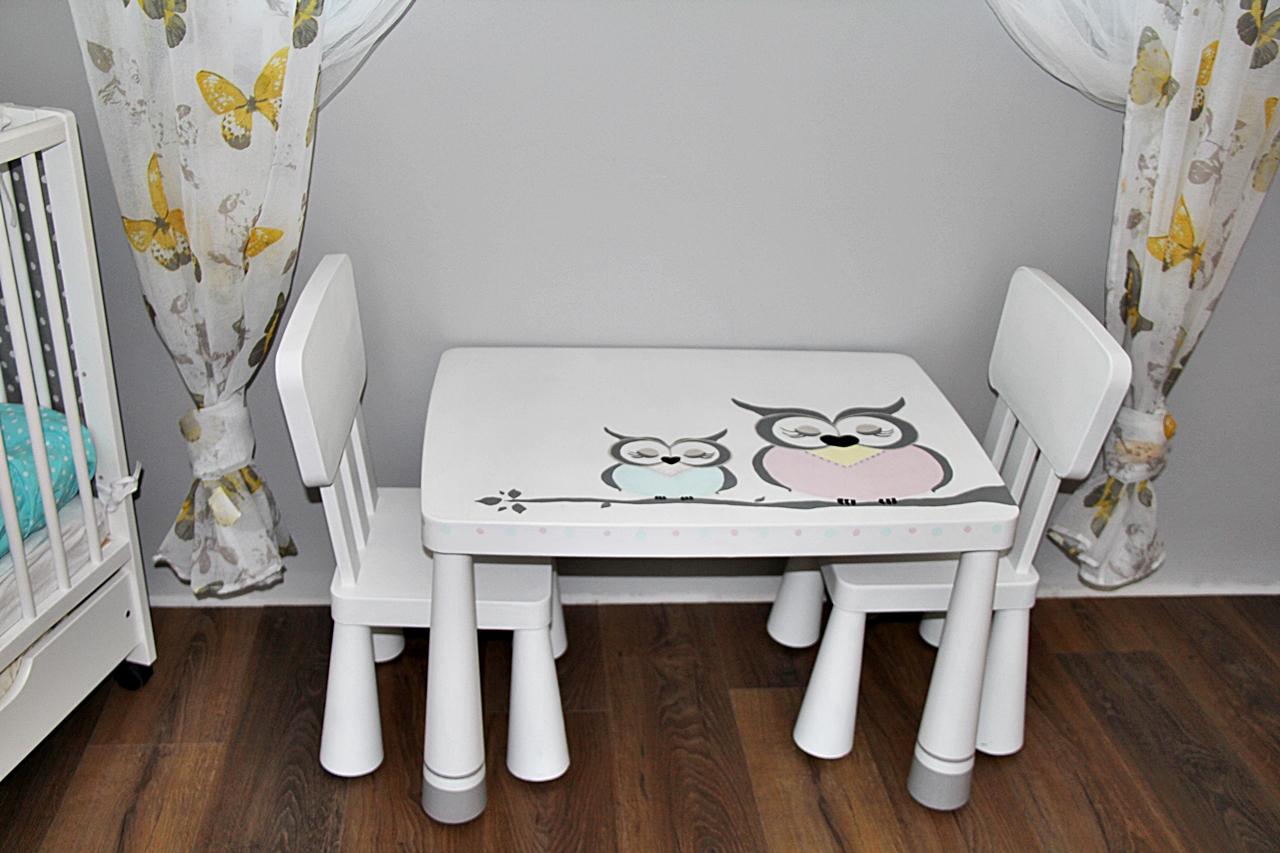 Hokus Pokus Home Ikea Hack Jak Przerobić Stolik Ikea Mammut