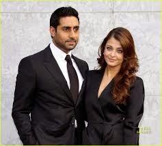 Pasangan Abhishek Bachchan-Aishwarya Rai