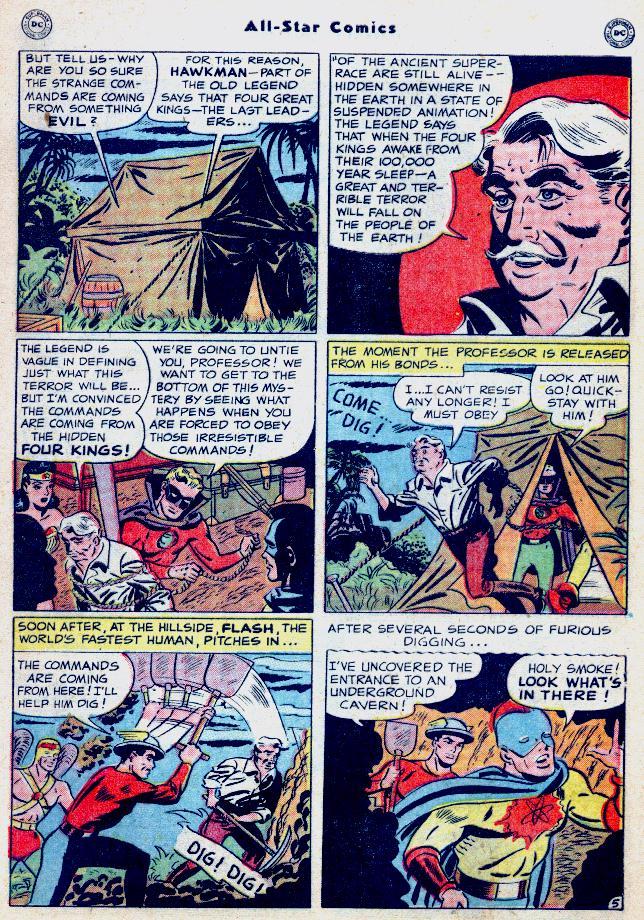 Read online All-Star Comics comic -  Issue #52 - 6