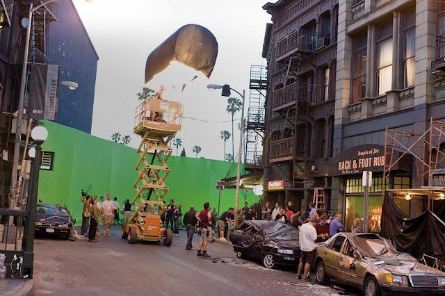Tour pela Paramount Studios em Los Angeles
