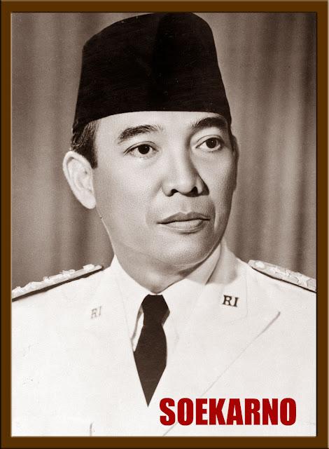 Foto Soekarno